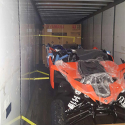 ATV Motorcycle Expo Trucking Services, ATV transport, ATV Services for transport